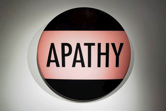 Hank Willis Thomas, Apathy, 2011. Courtesy of Goodman Gallery.