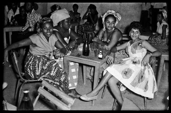 Jean Depara, Depara, Night & Day in Kinshasa, 1955-1965. Courtesy of Maison Revue Noire.
