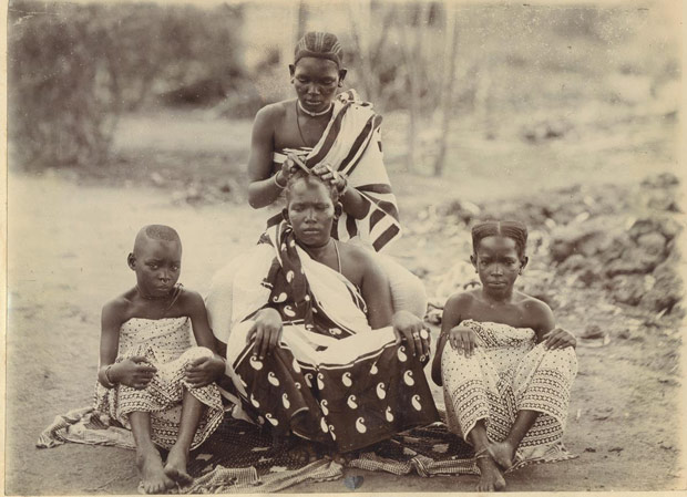 Unidentified photographer, Tanzania, early 20th century. Courtesy of the Walther Collection.