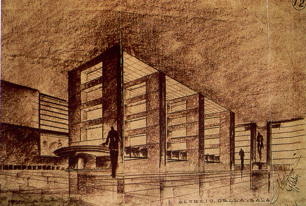 Rationalist Architectural Proposals