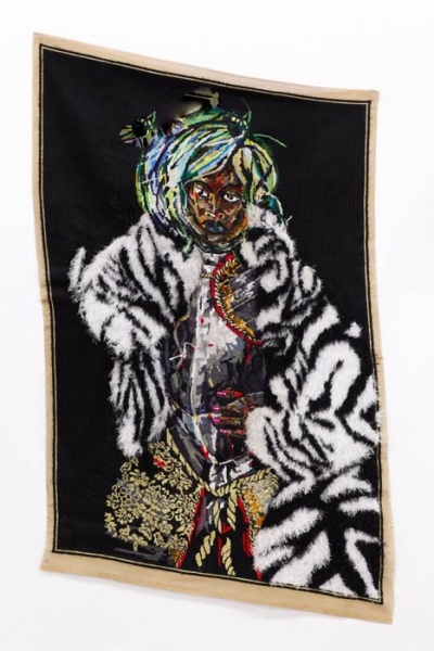 © Athi-Patra Ruga. The Versatile Queen Ivy 2013  Courtesy of the artist and Whatiftheworld Gallery, Cape Town.