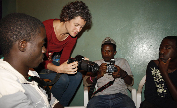 The 2nd Bayimba Photography Workshop