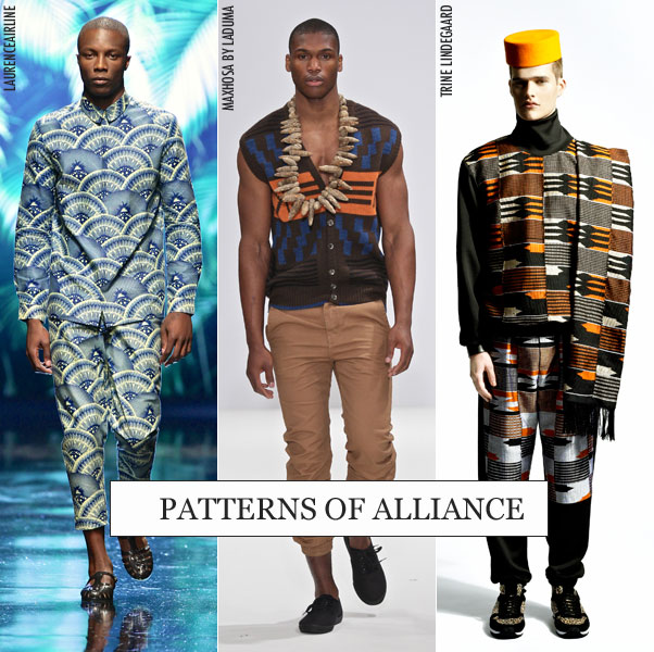 Patterns of Alliance