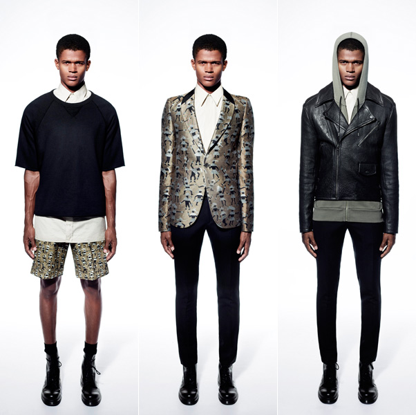 A. Sauvage S | S 2013 Collection
