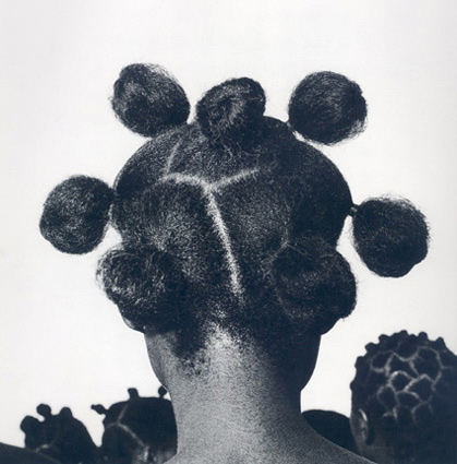 Courtesy of André Magnin Hairstyles by J.D. Okhai Ojeikere