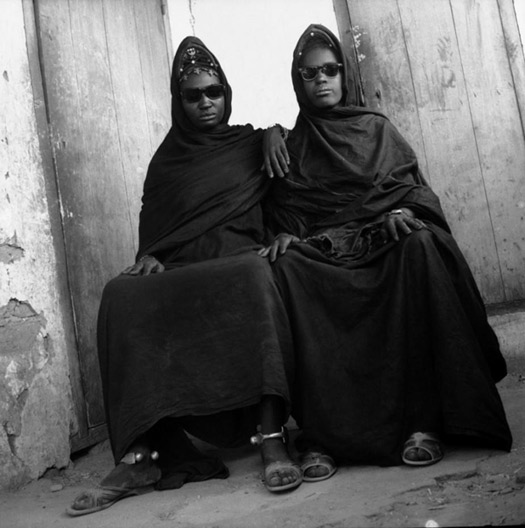 © Oumar Ly. Poudor, Senegal. From the series Bush Portraits 1963 - 1978. Courtesy of the artist.