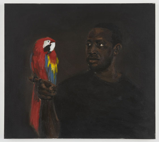 Lynette Yiadom-Boakye. Courtesy of the artist and Jack Shainman Gallery.