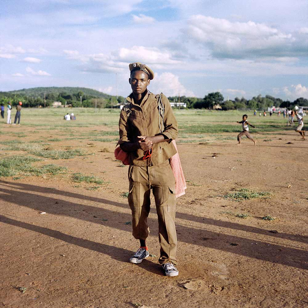 © Thabiso Sekgala. During a Christmas Parade (Trupah), Londing Kwandebele, 2009. Courtesy the artist and The Goodman Gallery, Johannesburg and Cape Town.