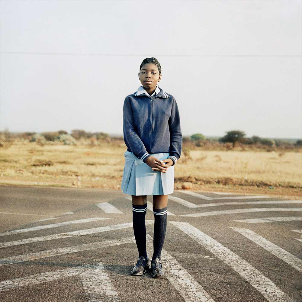 © Thabiso Sekgala. Jane Nkuna, Londing (Kwandebele) 2010. Courtesy the artist and The Goodman Gallery, Johannesburg and Cape Town.