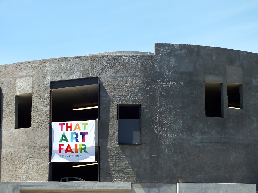 That Art Fair was held in Cape Town from Feb 27 - Mar 1 2015. Photo | Houghton Kinsman / Another Africa.