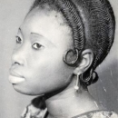 West African Hair (Fifties and Sixties)