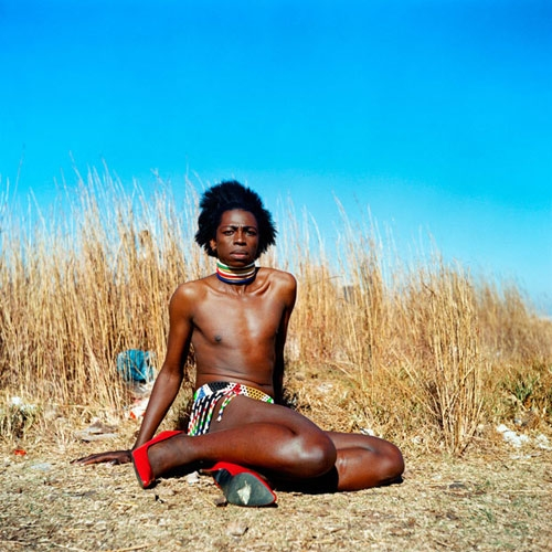 Zanele Muholi, Miss D'vine I, 2007. Courtesy of the Walther Collection.