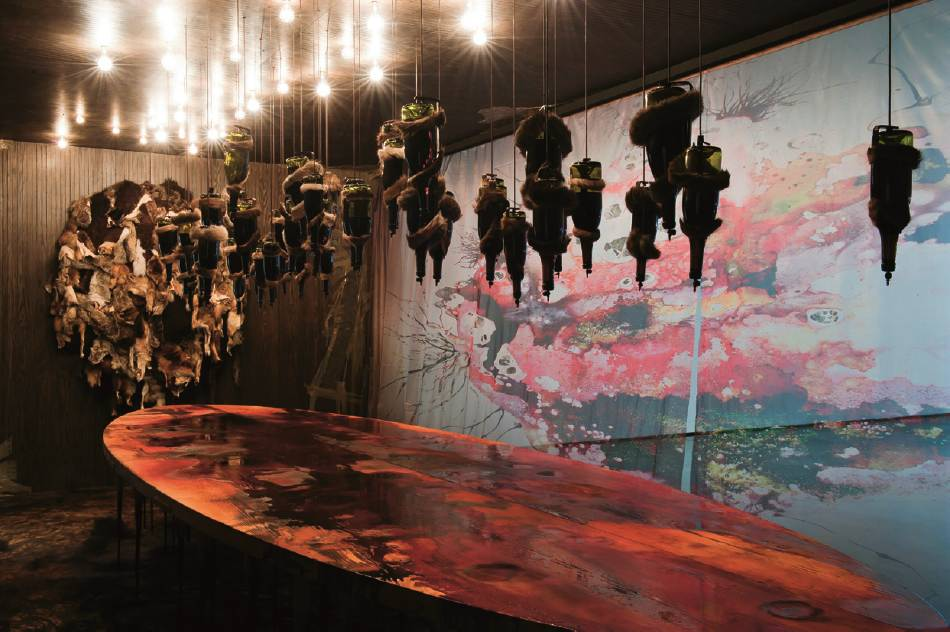 Wangechi Mutu | This Undreamt Descent.