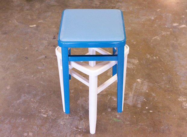 Yinka Ilori Design | Stacks Stool