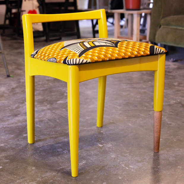 Yinka Ilori Design | Odd One Out Chair