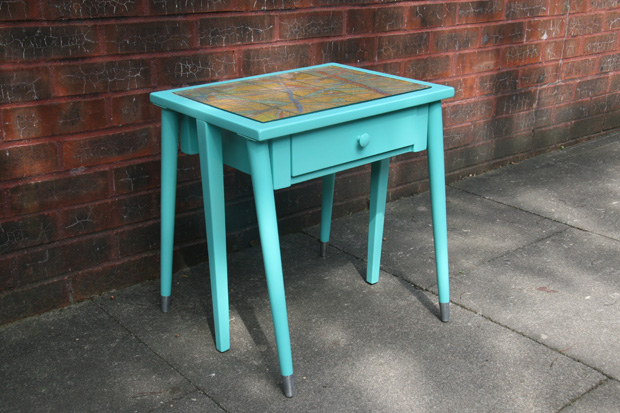 Yinka Ilori Design | Symmetry Six Side Table