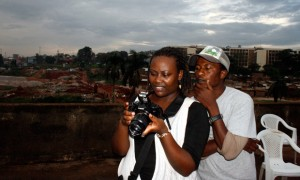 A Photographer in Uganda