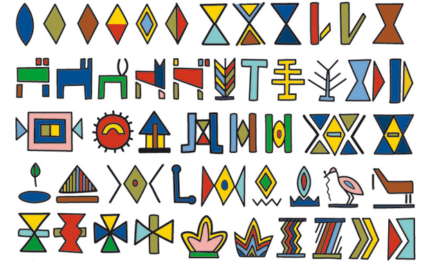 Typography + Language + Writing Systems = Afrikan Alphabets