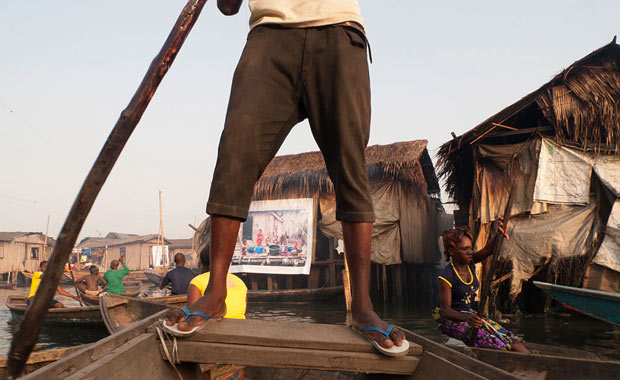 Creating Your Own Image of Makoko