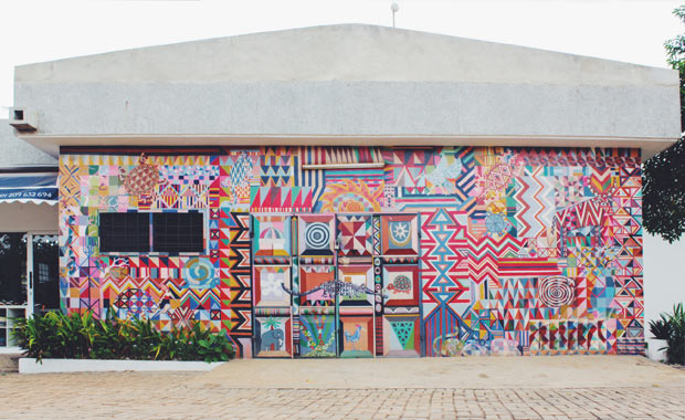 The Treasures of Accra's Growing Art Scene