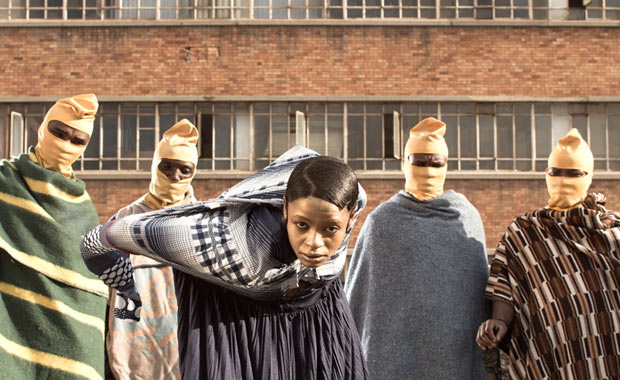 In Conversation with Manthe Ribane, a Soweto based Performance Artist