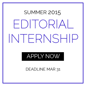 Another Africa Summer 2015 Editorial Internship