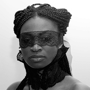 Portrait of Marcia Kure. Photo © Chika Okeke-Agulu.