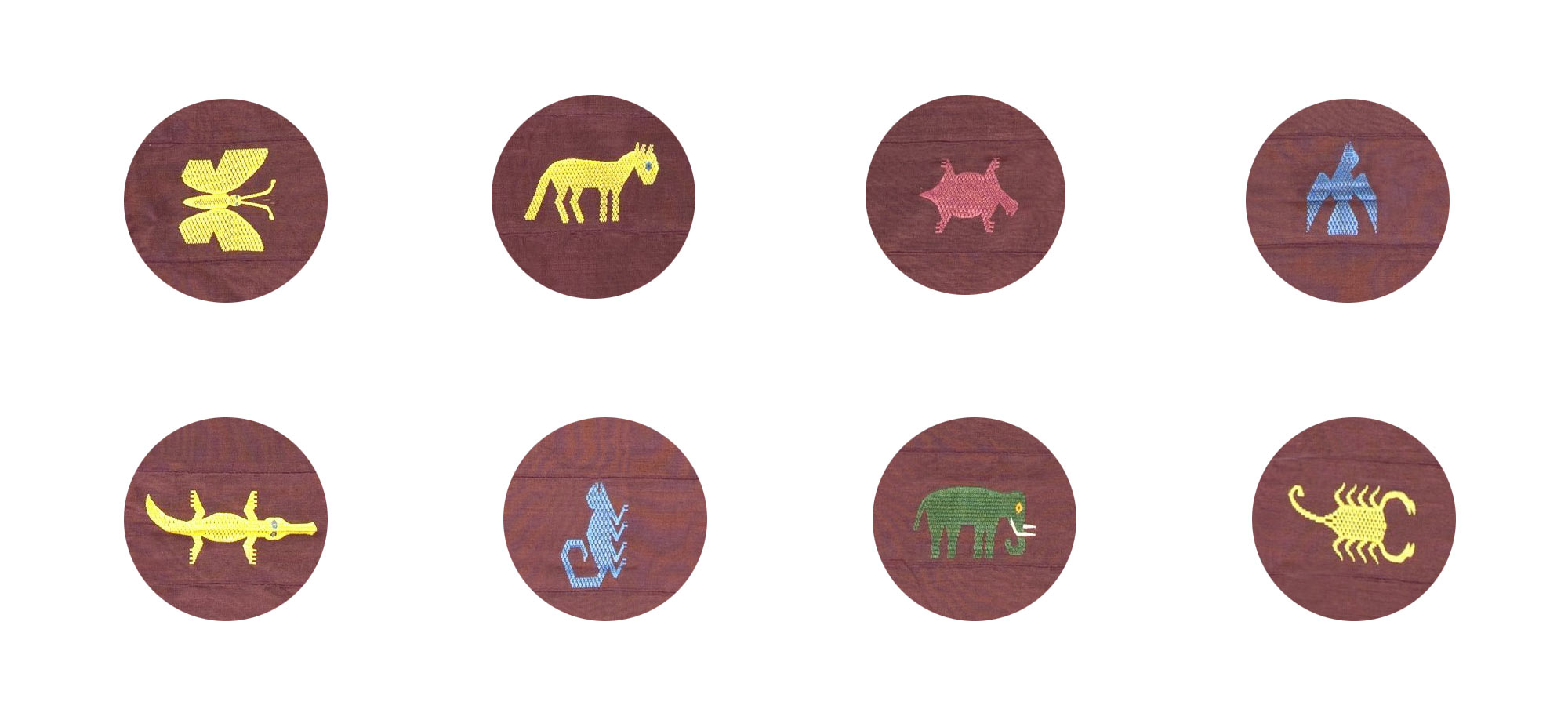 The Animal Guides of Ewe Kente   Another Africa